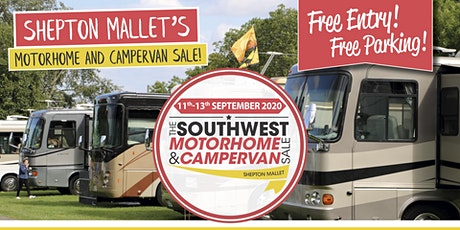 The South West Motorhome & Campervan Sale tickets
