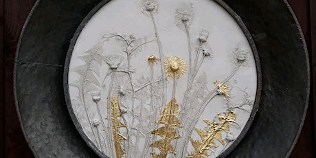 Botanical Plaster Casting with Erica Devine tickets
