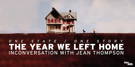 INconversation with Jean Thompson tickets