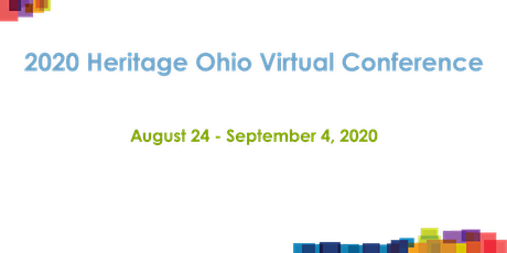 2020 Heritage Ohio Virtual Conference tickets
