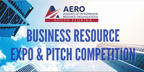 AERO Small Business Expo & Pitch Workshop - Palm Beach County tickets