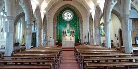 Sunday Morning Mass, 21st Sunday in Ordinary Time tickets