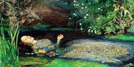 Online Talk: Pre-Raphaelite Painters & Poets
