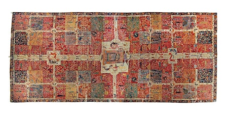Weaving the Dream: The Legacy of Persian Rugs tickets