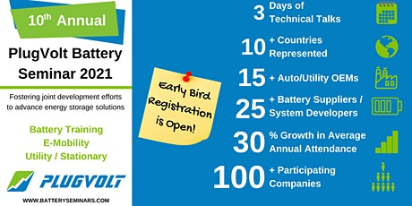 Battery Seminar 2021 tickets
