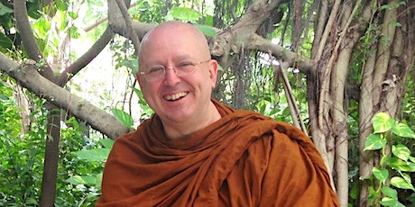 Ajahn Brahm 6-day Meditatn Retreat/Course 28Sep-3Oct via Zoom&Hotel Option tickets