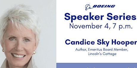 Speaker Series - Candice Sky Hooper - Going Virtual tickets