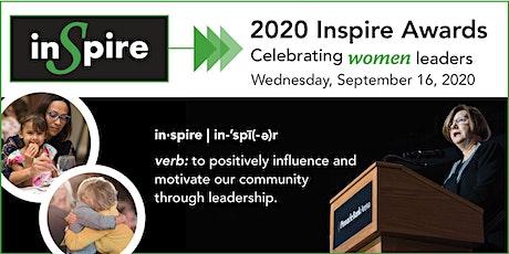 2020 Inspire Awards tickets