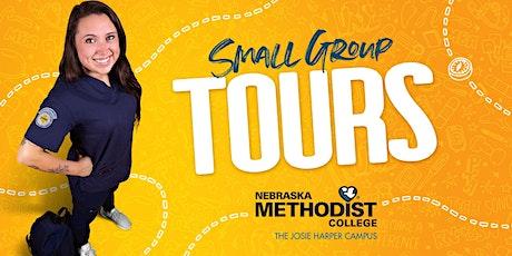 Nebraska Methodist College Campus Tours tickets