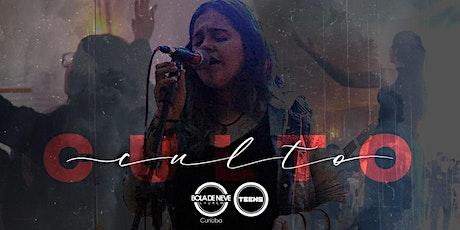 Culto de Teens Bola de Neve Curitiba - Domingo 19h ingressos