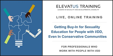 Getting Buy-In for Sexuality Education, Even In Conservative Communities tickets