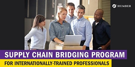 Hiring & Networking Event   Supply Chain Bridging Program   Humber College tickets