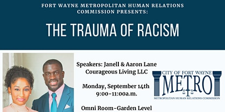 The Trauma of Racism tickets