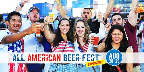 All American Beer Fest Experience 2020 (Washington, DC) tickets
