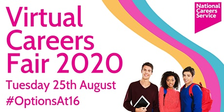 Virtual Careers Fair 2020 - Options at 16