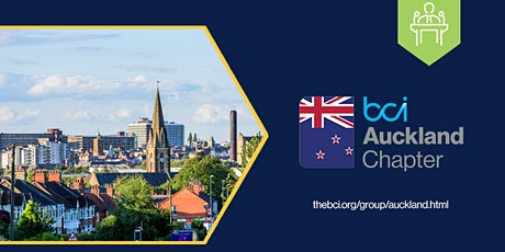 BCI Auckland Chapter Meeting: COVID19 - What to expect from a second wave? tickets