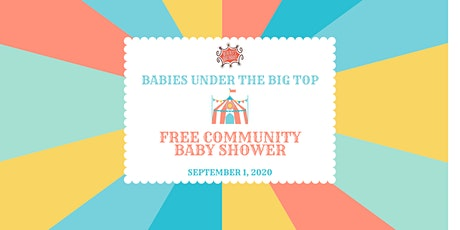 Free Community Baby Shower - Clairton tickets