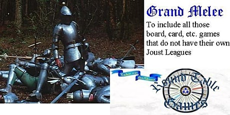 Grand Melee August 2020 Joust League at Round Table Games tickets