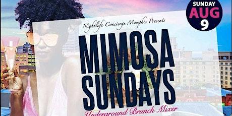 Mimosa Sunday's Underground Brunch Mixer tickets