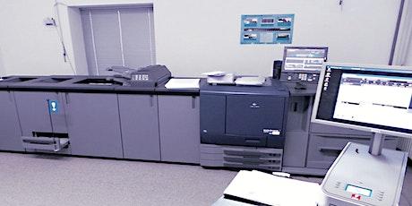 vdmno | MTD Prüfungsvorbereitung II Zwischenprüfung Digitaldruck Praxis Tickets