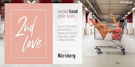 Second Love - Nürnberg Tickets