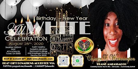 ALL WHITE BIRTHDAY-NEW YEARS CELEBRATION tickets