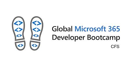 CFS Global Microsoft 365 Developer Bootcamp – Bogotá, Colombia boletos
