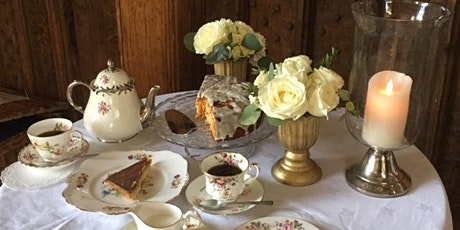 Ordsall Hall Cream Tea and Tour tickets