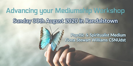 Advancing your Mediumship tickets