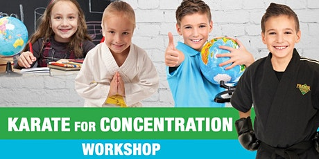 Karate for Concentration - Monroe NJ tickets