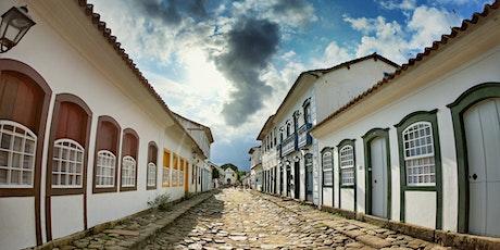 LIVE ONLINE TOUR: Paraty - Virtual walk through Brazilian history tickets