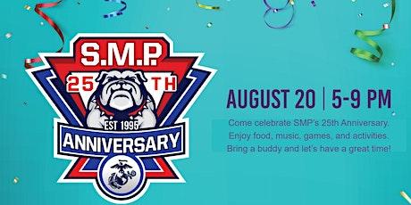 Quantico Single Marine Program (SMP) 25th Anniversary - Reserve Tickets tickets