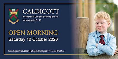 Open Morning | Saturday 10 October 2020, 1000 tickets