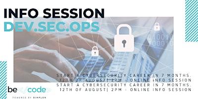 Info session Dev.Sec.Ops