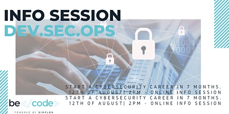 Info session Dev.Sec.Ops tickets