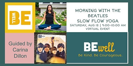 A Morning with the Beatles: Slow Flow Yoga Class tickets
