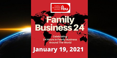 Global Family Business 24 tickets