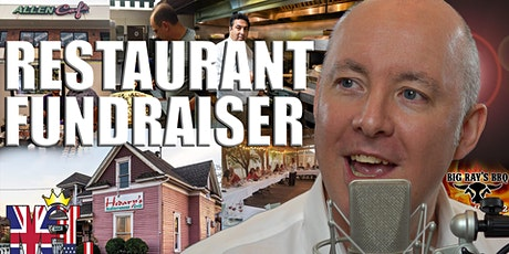 Expanse LLC  Fundraiser for family restaurants in Allen with Martyn Lucas tickets