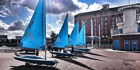 Junior Advanced Sailing tickets