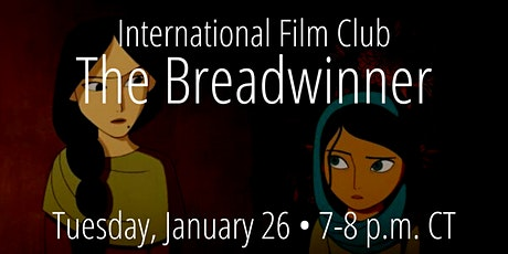 International Film Club: The Breadwinner tickets