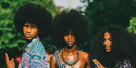 Black Men and Natural Hair Project Montreal tickets