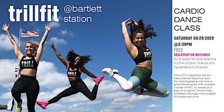 Trillfit Cardio Dance // Oasis @ Bartlett tickets