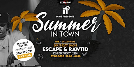 I.ONE celebrates Escape's birthday @ Explosiv Graz Tickets
