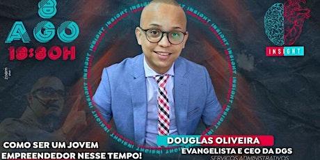 JPA IMAFE | INSIGHT | SABADO 18H30  | Evangelista Douglas Oliveira tickets