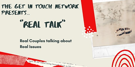 """Real Talk"" with ""Real Couples"" tickets"