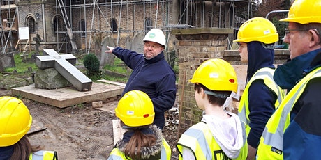 Hard Hat Tour of St Peter-in-the-Forest tickets
