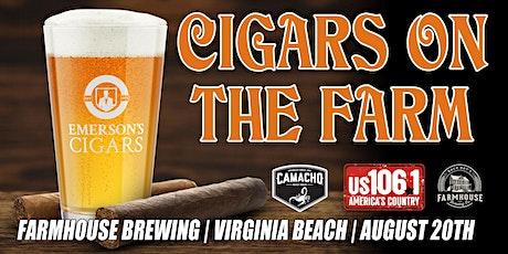 Camacho Cigars On The Farm tickets