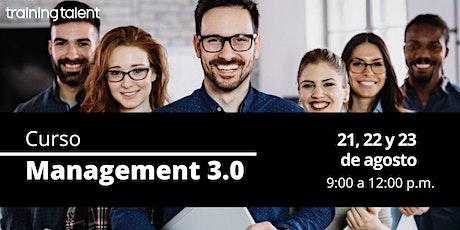 Management 3.0 boletos
