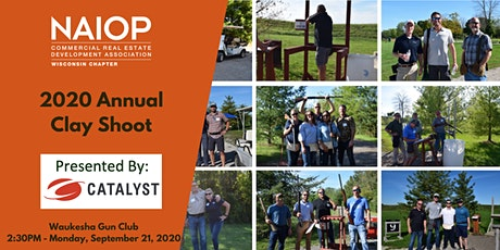 2020 NAIOP Wisconsin Annual Clay Shoot tickets