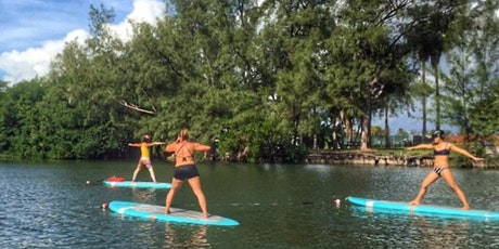 Group Paddleboard (SUP) Yoga Session - VKOC tickets